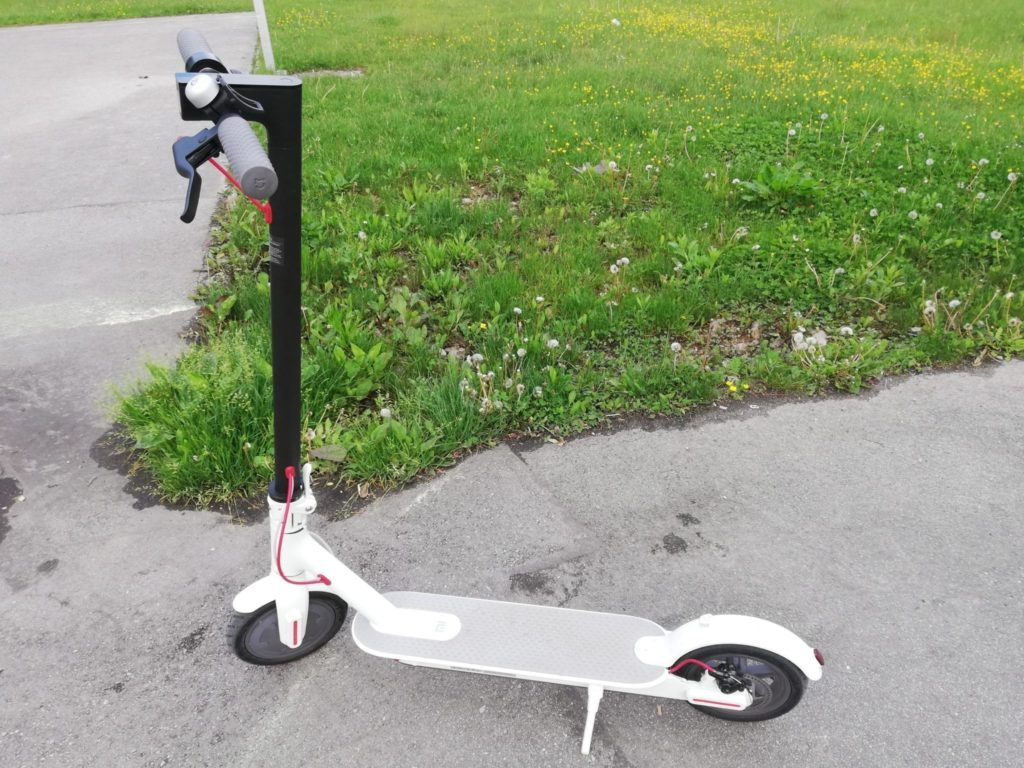 E-Roller Mijia365 im Test und Praxistipps