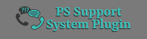 PS Support System Plugin