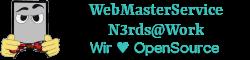 WebMasterService N3rds@Work