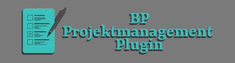 BP Projektmanagement Plugin