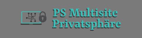 PS Multisite Privatsphäre