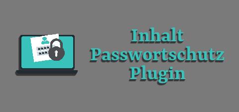 Inhalt Passwortschutz Plugin