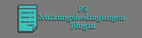 PS Nutzungsbedingungen Plugin