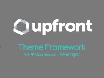 upfront-Theme-Framework